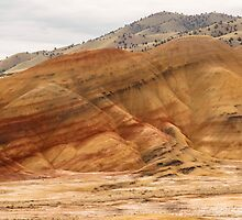The Painted Hills Of Oregon - 2 ©  by © Hany G. Jadaa © Prince John Photography