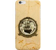 The Cabbity Shipping Co - Treasure Map iPhone Case/Skin