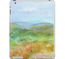 View from Bear Hill  iPad Case/Skin