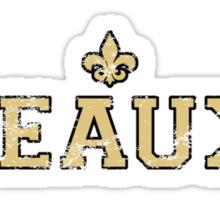 GEAUX - New Orleans Sticker
