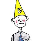 Dunce Hat by Ed Sweetman