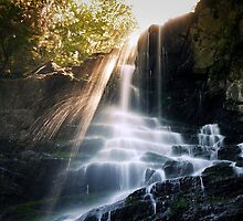 Waterfall by Avantgarda