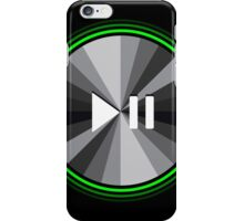 DJ Playpause iPhone Case/Skin