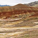 The Painted Hills Of Oregon - 4 ©  by © Hany G. Jadaa © Prince John Photography