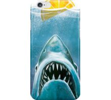 Lemon Shark iPhone Case/Skin