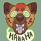 Ha Hyena by Clair C