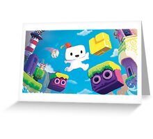 FEZ Greeting Card