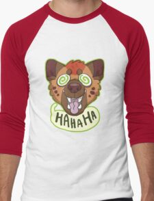 Ha Hyena Men's Baseball ¾ T-Shirt