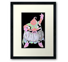 Majin Buu (Dragonball Z) Framed Print