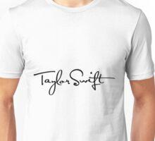 Taylor swift signature Unisex T-Shirt