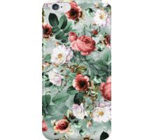 Rpe Seamless Floral Pattern I iPhone Case/Skin