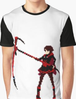RWBY RED Graphic T-Shirt
