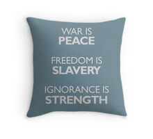 1984 Throw Pillow
