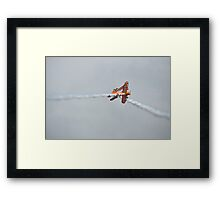 Boeing-Stearman Model 75 Framed Print
