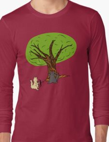 William Tell - colourised version Long Sleeve T-Shirt