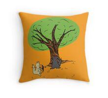 William Tell - colourised version Throw Pillow