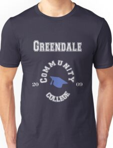 Commuinity- Greendale College Unisex T-Shirt