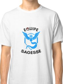 Pokémon GO - Equipe Sagesse Classic T-Shirt