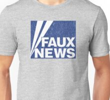 Faux News Unisex T-Shirt
