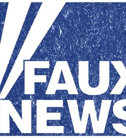 Faux News Sticker