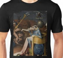 Insight Into Hell by Hieronymus Bosch Unisex T-Shirt