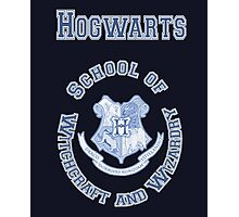 Harry Potter- Wizard School Photographic Print