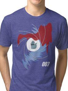 Fluff Bond Tri-blend T-Shirt