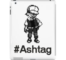 Ashtag iPad Case/Skin