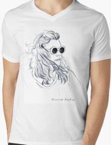 H sunnies Mens V-Neck T-Shirt