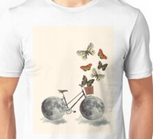 Take a ride (bike) Unisex T-Shirt