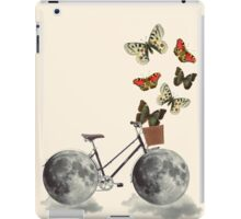 Take a ride (bike) iPad Case/Skin