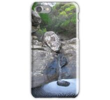 Jewell pool on Parker River iPhone Case/Skin