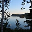 Lake Superior Wilderness by John Carpenter