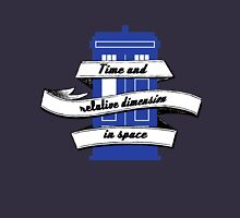 TARDIS (Time and Relative Dimension in Shirts) Unisex T-Shirt