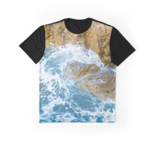 rock and sea Graphic T-Shirt