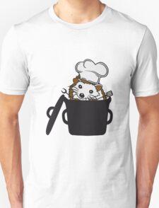 verliebt herzen liebe paar stacheln kaktus kuscheln pärchen sitzend rund kind baby nachwuchs süßer kleiner niedlicher igel  Unisex T-Shirt