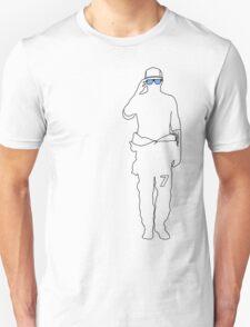 Kimi 7 - Sunglasses (Blue) T-Shirt