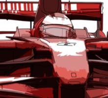 Championship Cars - Kimi 2007 Sticker
