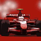 Championship Cars - Kimi 2007 by Tom Clancy