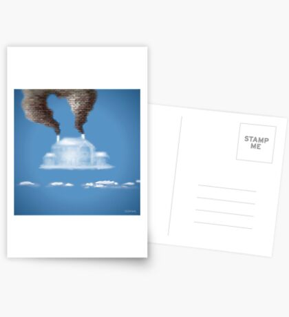 My House In The Clouds Postcards