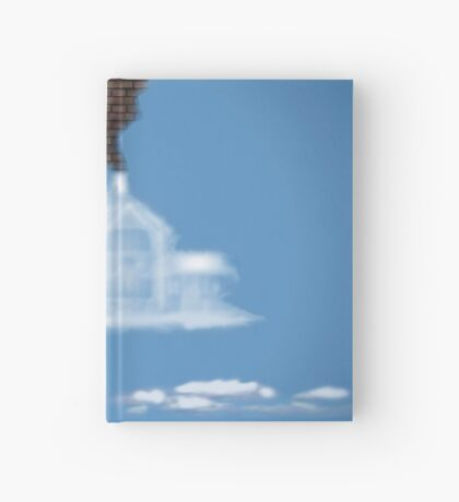 My House In The Clouds Hardcover Journal