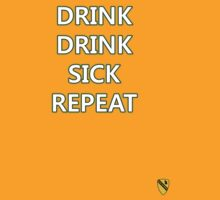 Drink, Drink, Sick, Repeat by Tim Topping