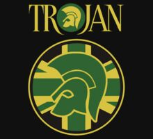 TROJAN RECORDS JAMAICAN STYLE One Piece - Short Sleeve