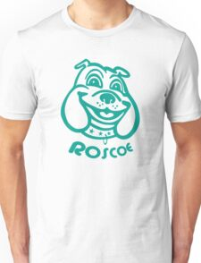 Roscoe! (Team colours) Unisex T-Shirt