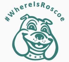 #WhereIsRoscoe (Team Colours) by Tom Clancy