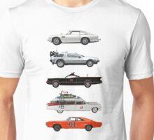 childhood dream garage Unisex T-Shirt