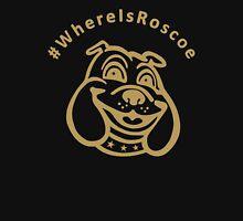 #WhereIsRoscoe (Black & Gold) Unisex T-Shirt