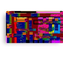 Weather Report Canvas Print