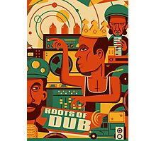 THE ROOTS OF DUB Photographic Print
