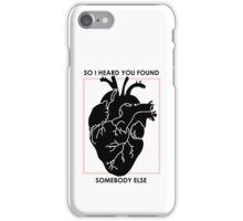 The 1975 - Somebody Else iPhone Case/Skin